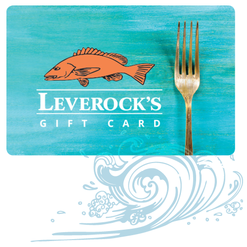 Buy a Gift Card Online - Leverock's Palm Island Restaurant